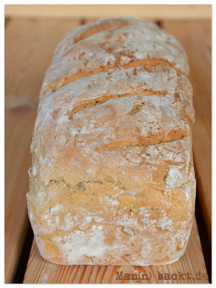 Leckeres 10 Minuten Brot (More Minutes)