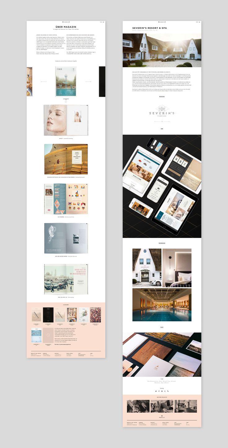 27 best portfolio self promotion images on pinterest website designs design web and design. Black Bedroom Furniture Sets. Home Design Ideas