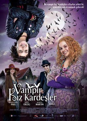Vampir Kız Kardeşler film izle
