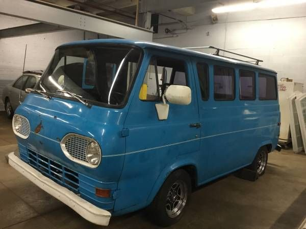 1961 Ford Econoline Cars Trucks By Owner Vehicle
