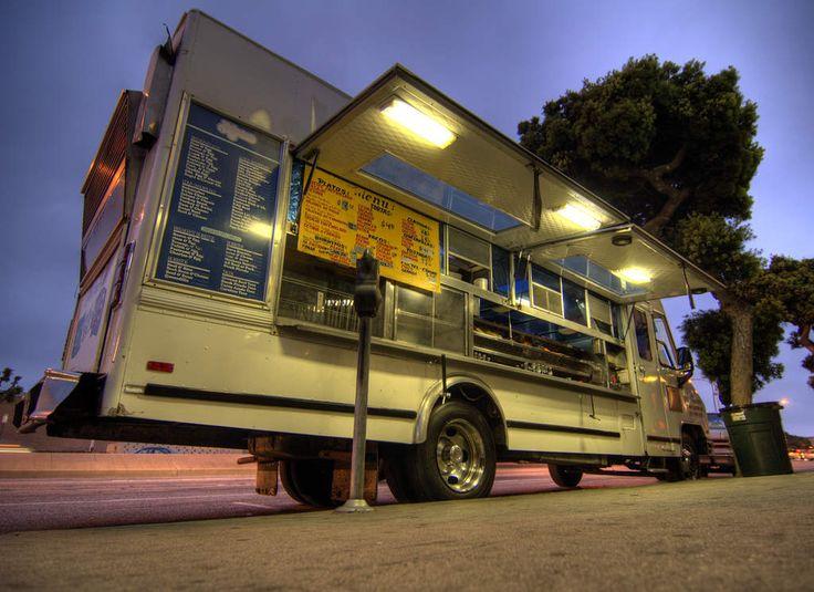 Best food trucks  :  Los Angeles, CA