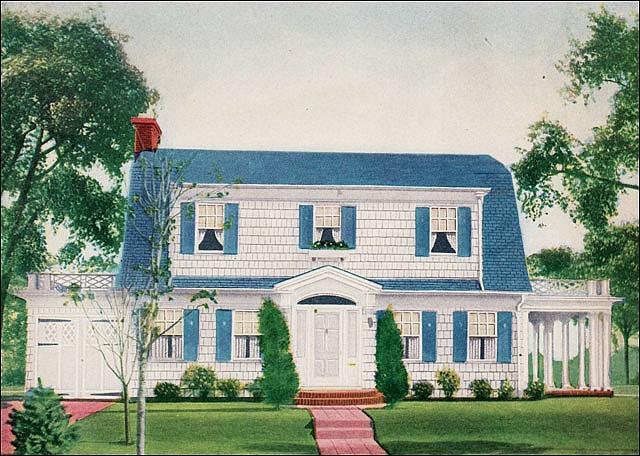 1000 images about porch inspiration on pinterest dutch for Dutch revival house plans