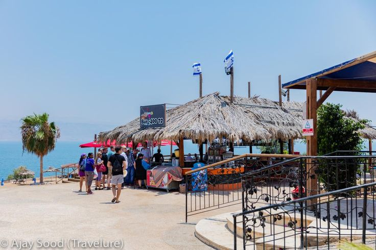 #GYDLive Israel has proved to be a land of extremes yet again! Ajay Sood is buzzing at 400.72 metres below sea level at a bar in Kalia Beach, Dead Sea, which is the most low-lying bar in the world. #GYDLive #GrabYourDream #travel #adventure #travelgram #traveller #adventure #wanderlust #Israel #explore #photography #travelphotography