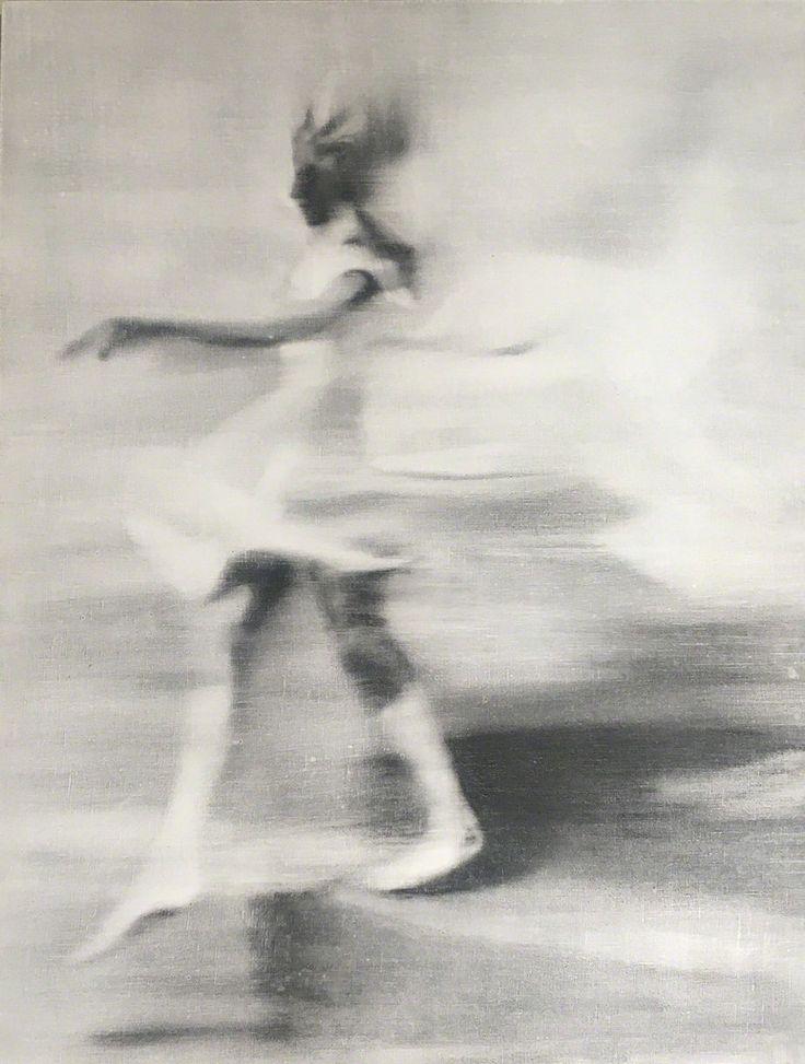 Jānis Avotins, Descending Girl, 2016, Vera Munro