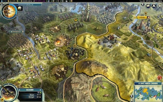 Sid Meier's Civilization V pode estar chegando ao Linux - Blog do Edivaldo