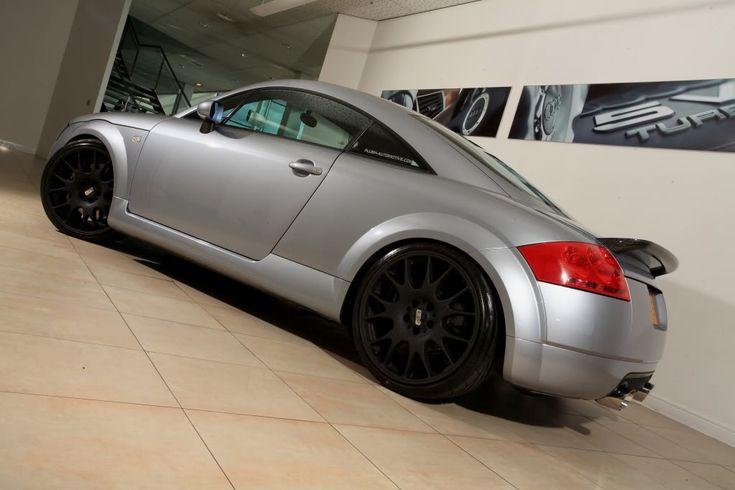 Audi TT - black BBS
