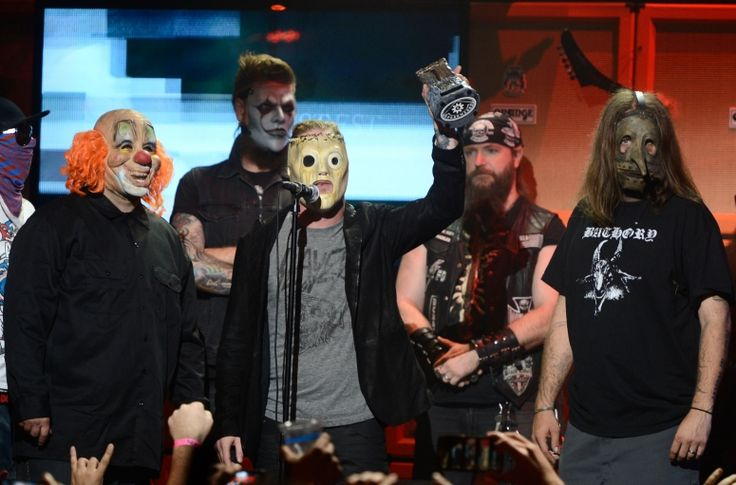 New Slipknot Album Already Planned for 2015/2016? Jim Root and Mick Thomson Say Band Ready to Hit Studio Post-Tour : Buzz : Music Times