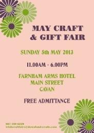 May Craft & Gift Fair