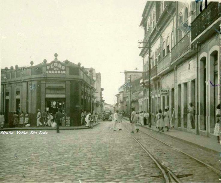 bairro Ferro de Engomar (anos 60 talvez)