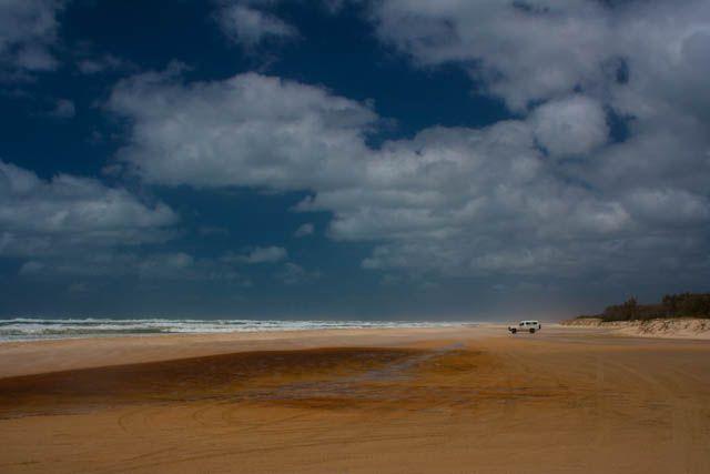 Hervey Bay: Fraser Island y avistamiento de ballenas