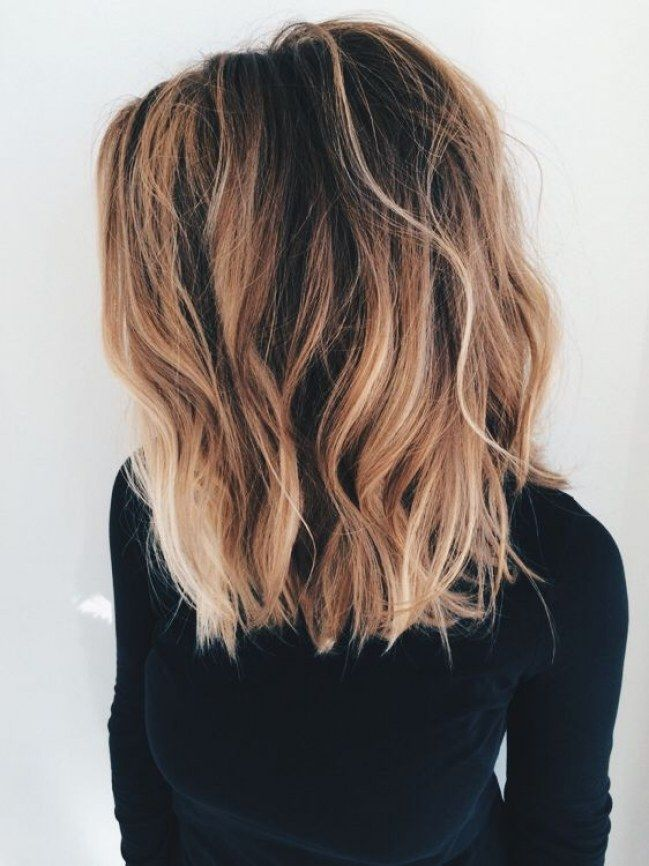 bronde brown and blonde