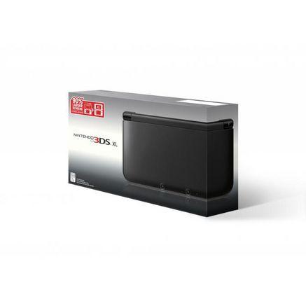 3DS™ XL Hardware Black/Black