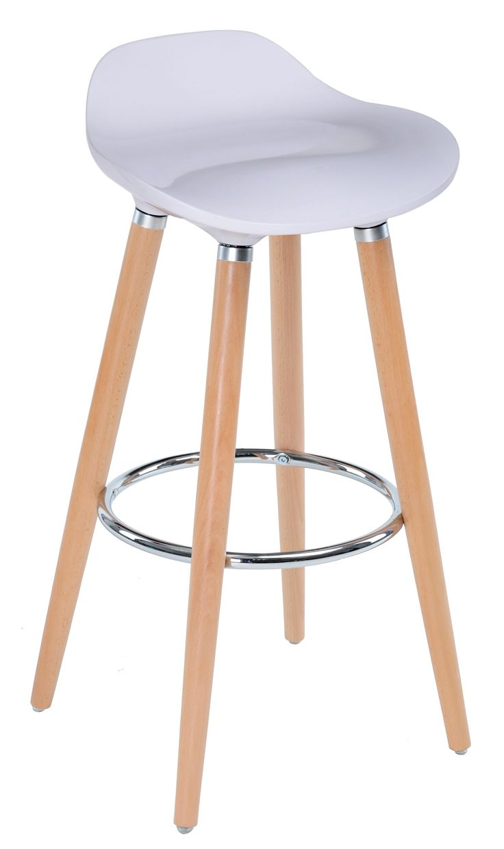 25 best ideas about tabouret de bar blanc on pinterest On table bar cuisine blanc