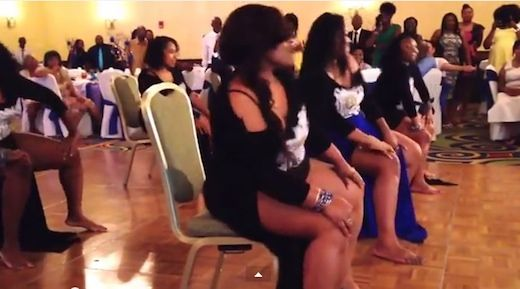This Bridal Party's Drunk in Love Routine is a Mess   Awesomely Luvvie