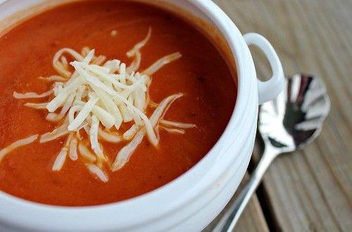 Kolay Domates Çorbası Tarifi | Mutfakta Yemek Tarifleri