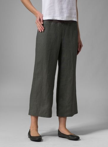 how to wear linen pants pinterest