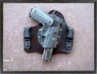 Best Iwb 1911 Holster | Crossbreed Holsters — The very best IWB holster made! | Gunner's ...