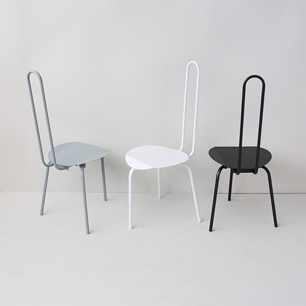 Paperclip Chair by Jo Paine.
