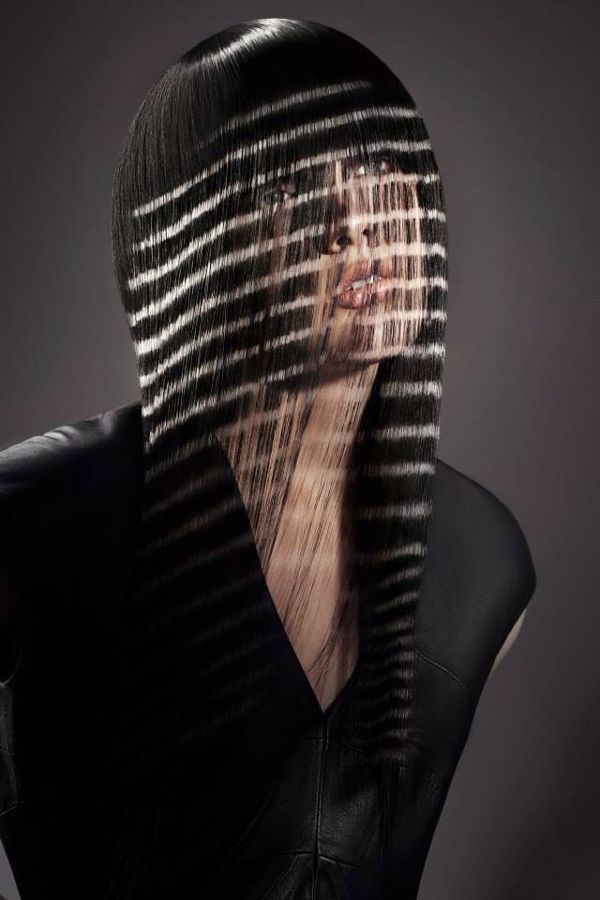 """Animal"" Hairdressing by Christian Schild"