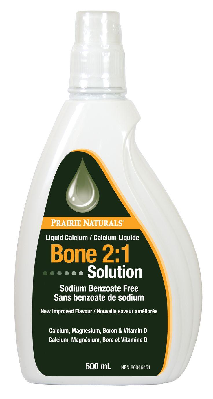 Bone Solution- Read more at: www.prairienaturals.ca
