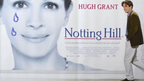 Why Notting Hill has ruined our love lives