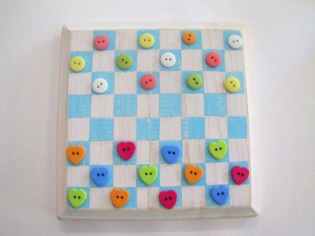 Giochi da tavolo per bambini fai da te. DIY board games for kids: