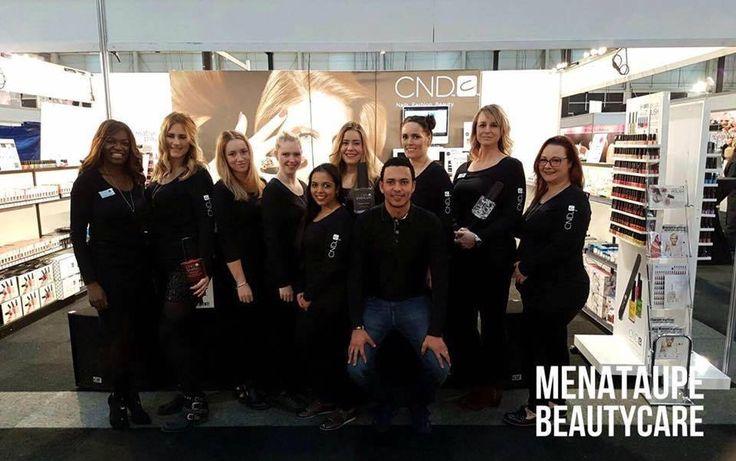 Team MBC op de Vakbeurs Uiterlijke Verzorging in Gorinchem