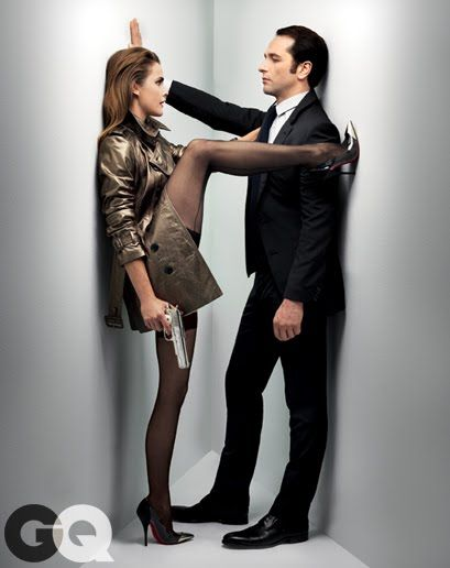 The Americans' Keri Russell and Matthew Rhys