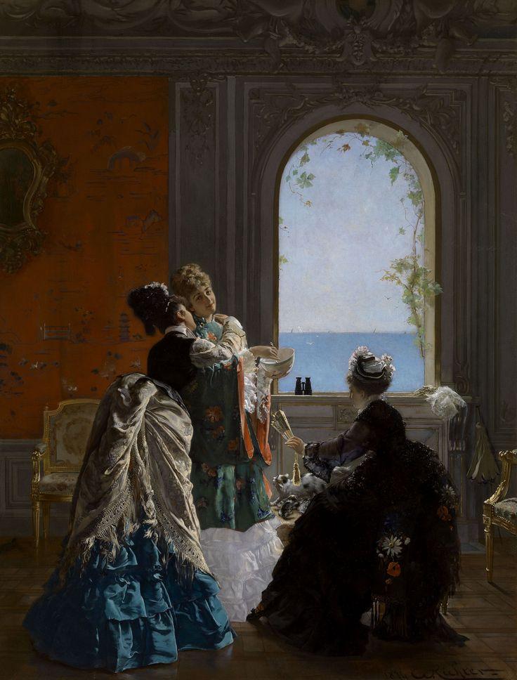 Sueños - Edouard Richter