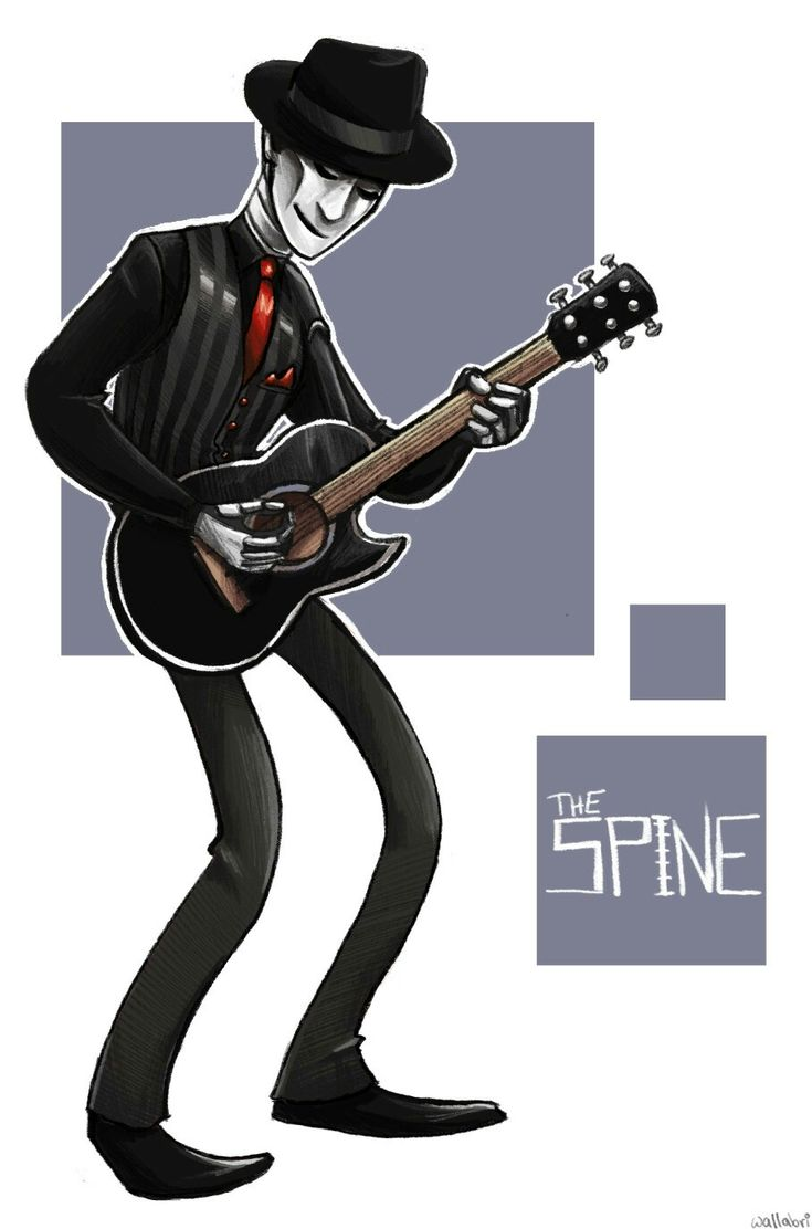 Pin by chloee on steam powered giraffe the spine rabbit