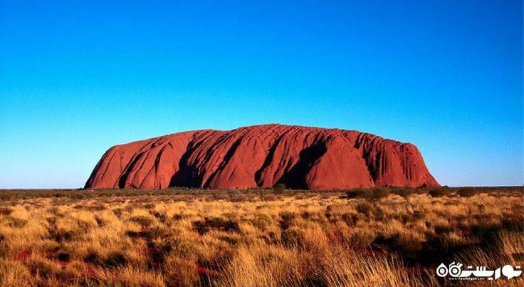 کوه سرخ در استرالیا