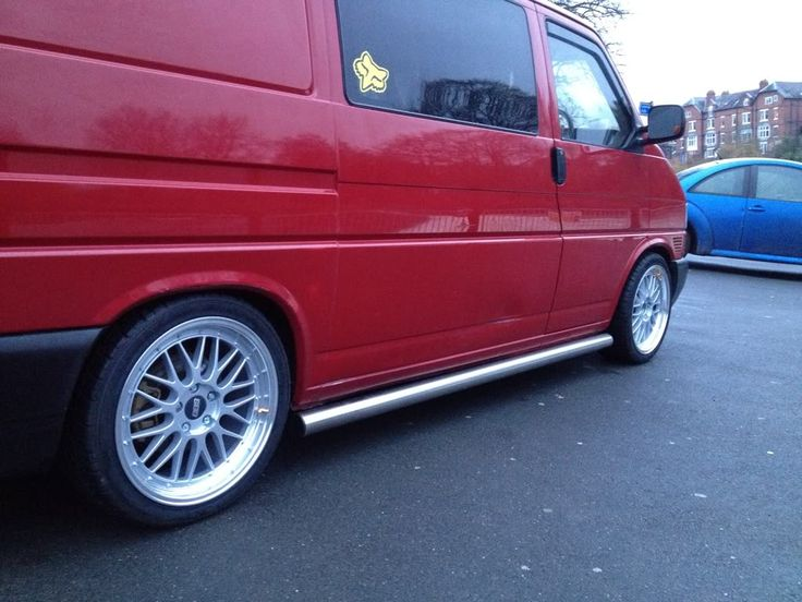**no audi rims in here** - Page 49 - VW T4 Forum - VW T5 Forum
