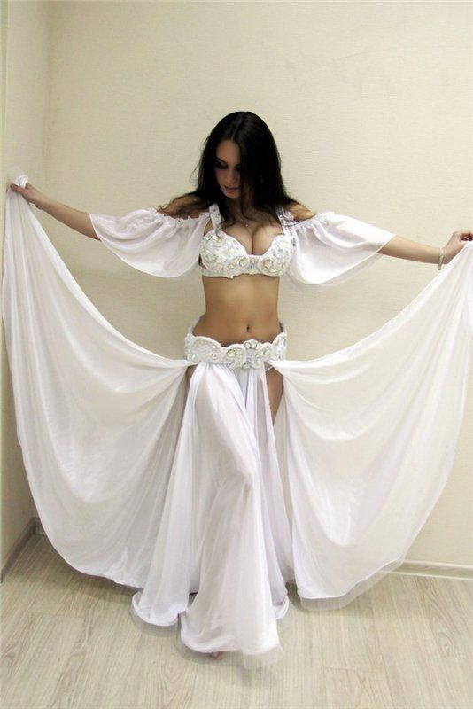 Белые костюмы - Страница 26 - Форум танца живота