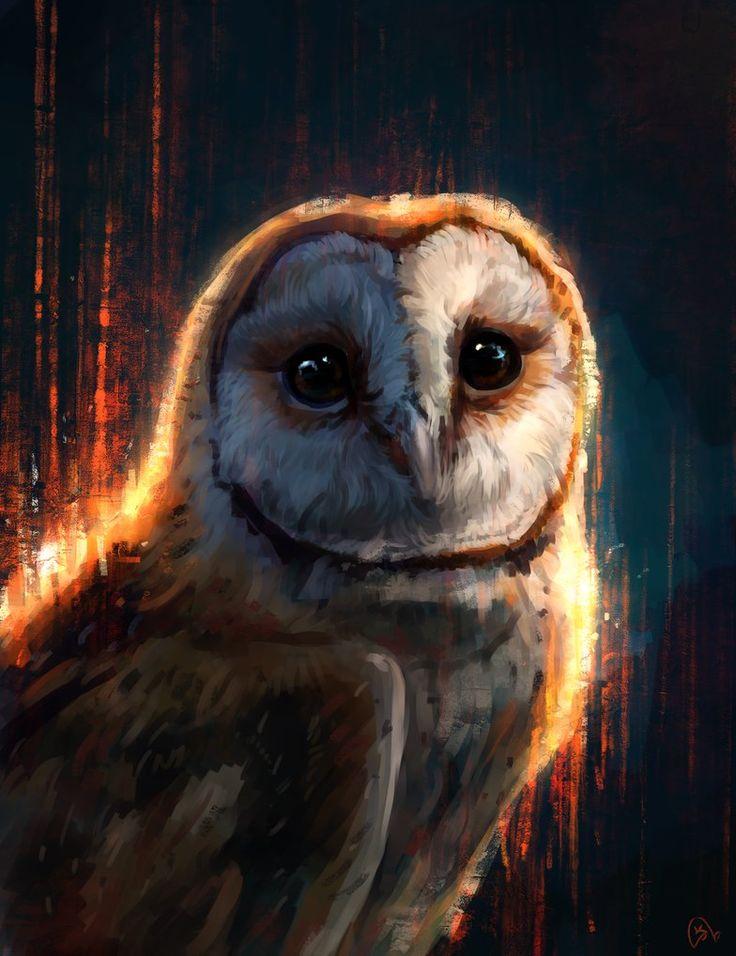 A fire bird by AlaxendrA.deviantart.com on @DeviantArt
