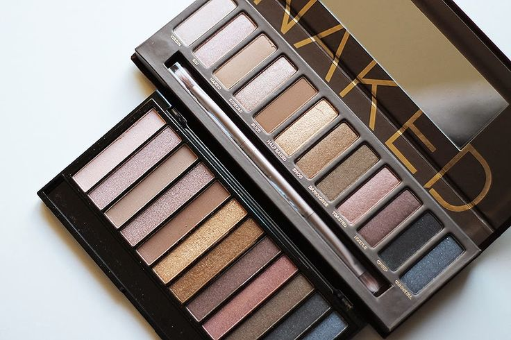 DUPE REVIEW: Urban Decay Naked 1 vs Make Up Revolution London Iconic 1 (Swatches included)