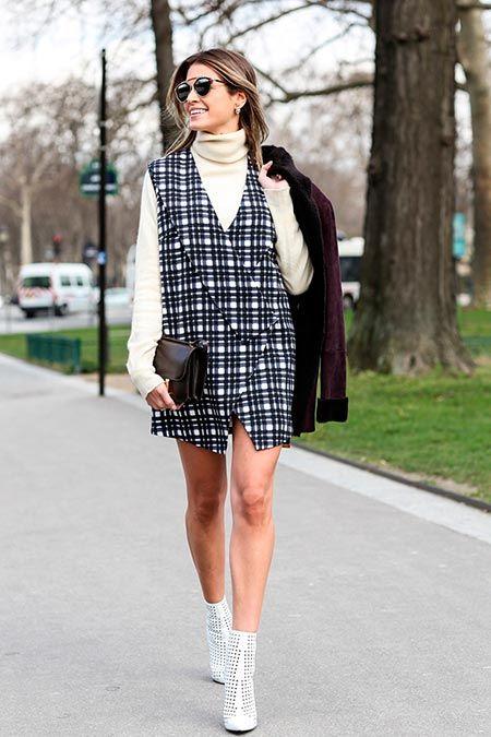 Paris Fashion Week S/S 2017 white boots
