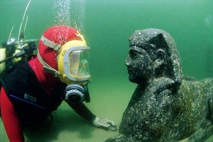 Face to face with the past
