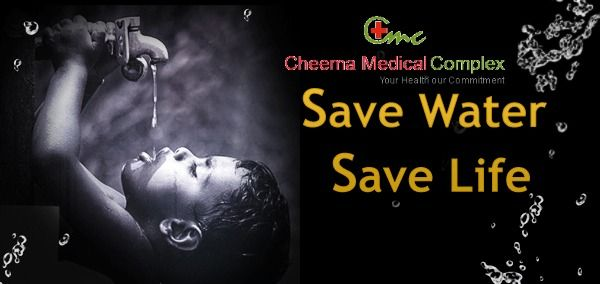 Stop The Drop Save The Life With #CMCMohali