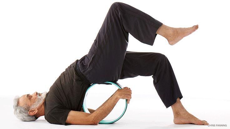 Dharma Yoga Wheel