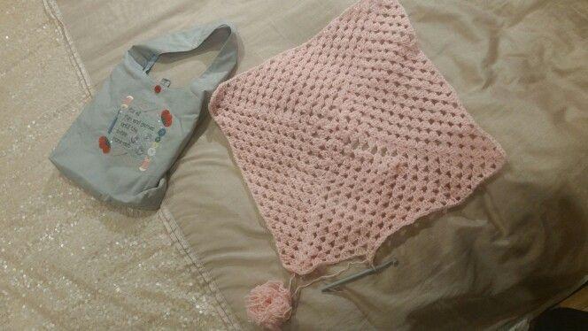 Traditional stitch crochet