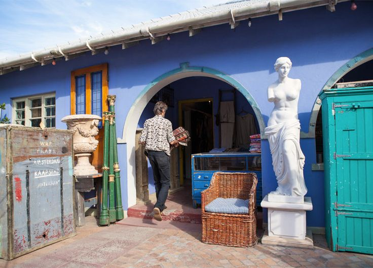 St James & Kalk Bay - a collector's paradise. #Africa #SouthAfrica #CapeTown