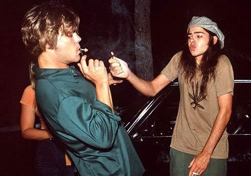 Dazed and Confused - Sasha Jenson and Rory Cochrane as Don and Slater