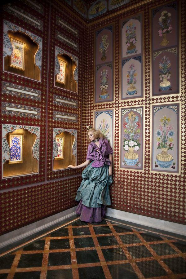 ''Jumeirah Zabeel Saray'' by Arketipo Design #Interior #Restaurant #Turkish # zabeel palace