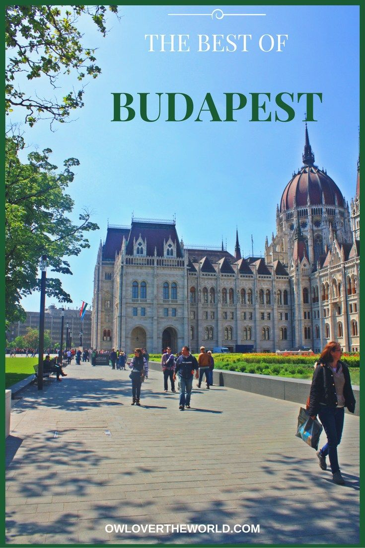 "Even though I haven't spent a lot of time in the Hungarian capital, I feel in love in Budapest. The city has some special atmosphere and charm, and I also find it very romantic. It's often called ""Paris of the East'', to be honest, I like it even more than Paris even though I spend less time here. Visit Budapest / The best of Budapest / Travel to Budapest / Travel tips / Budapest tips / Expolore Budapest / Destination Budapest / Travel on a budget / Bucket list / Things to do in Budapest /"