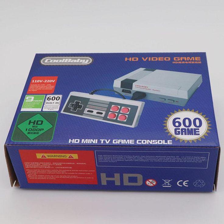 COOLBABY HDMI Classic Mini TV Game Console Retro Video Games