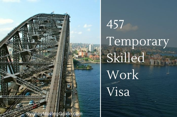 457-Temporary-Skilled-Work-Visa
