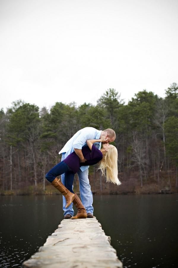 One hell of an engagement shot!