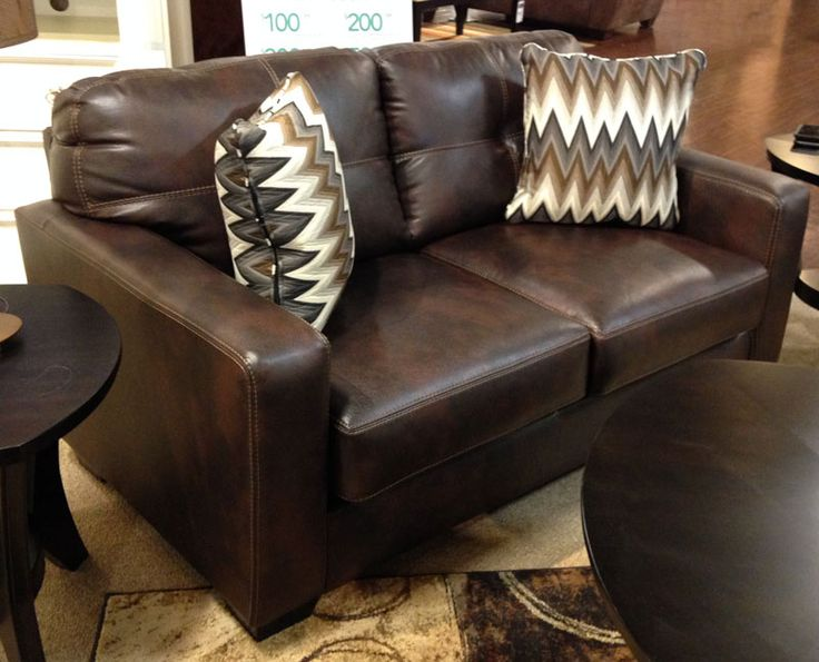 Cohes Java Loveseat On Our Floor At AshleyFurniture Richland WA TriCities