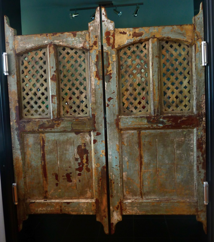 saloon doors for the kitchen & 120 best images about Saloon Doors on Pinterest | Saloon decor ... Pezcame.Com