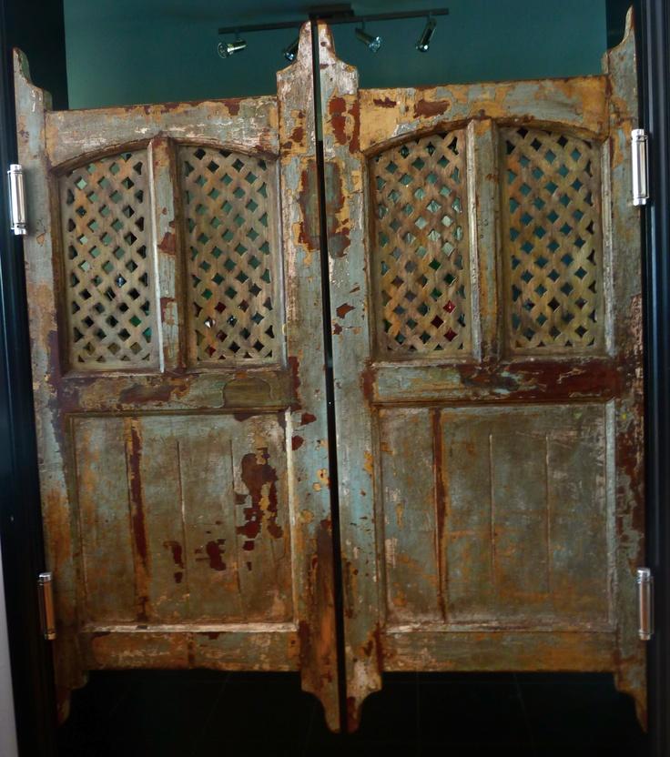 Interior Swinging Kitchen Doors: 78 Best Images About Saloon Doors On Pinterest